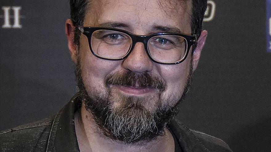 El director de cine Paco Plaza
