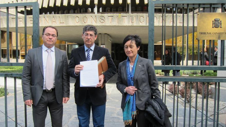 Andalucía, primera comunidad autónoma en presentar ante el TC el recurso a la reforma de la Administración local