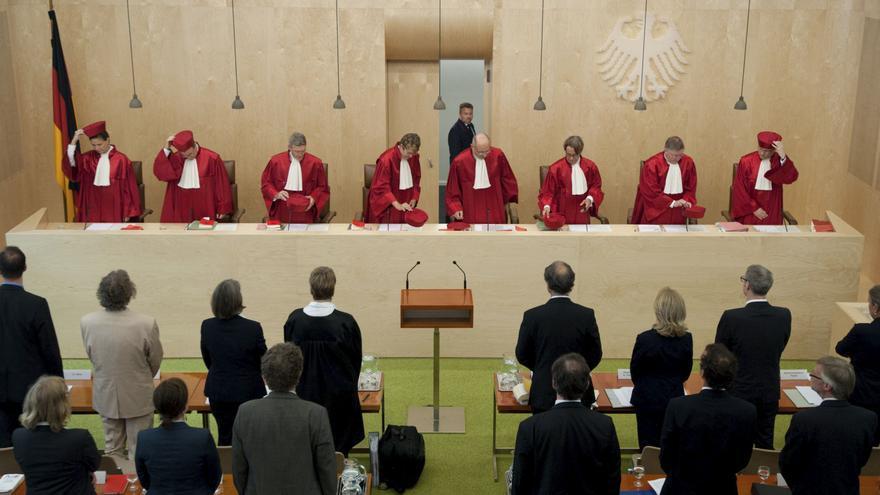 El Constitucional alemán se reúne hoy para estudiar nuevo recurso contra el MEDE