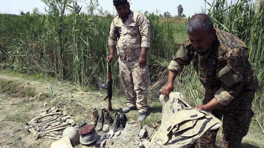 Encuentradas dos fosas comunes con decenas de civiles al oeste de Mosul