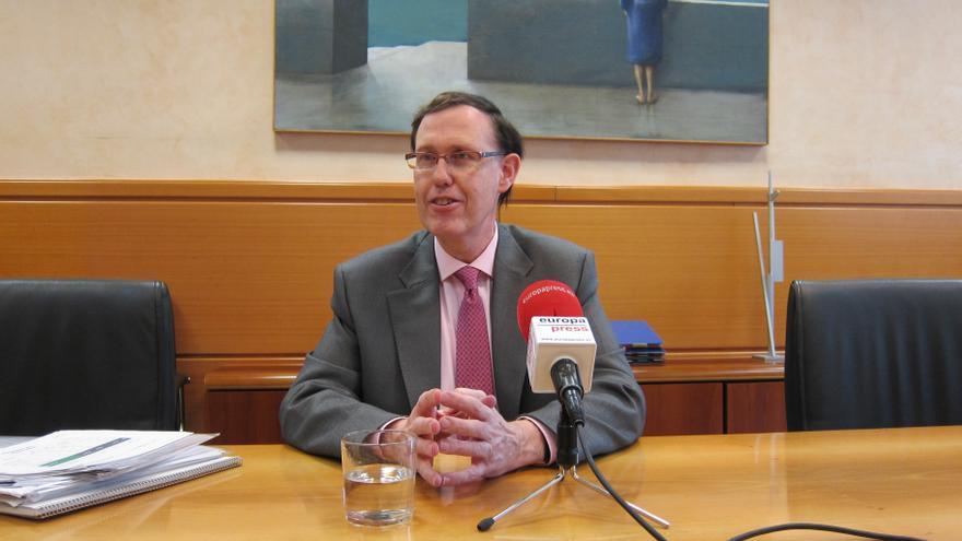 El consejero de Hacienda expondrá ante empresarios en Bilbao las líneas presupuestarias del Gobierno para 2014