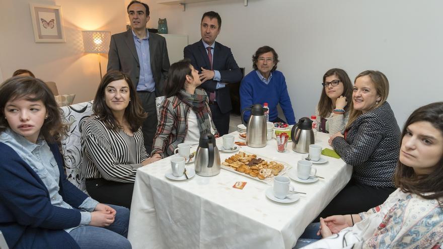 Inaugurado el segundo piso tutelado de la Obra San Martín para jóvenes con discapacidad intelectual moderada