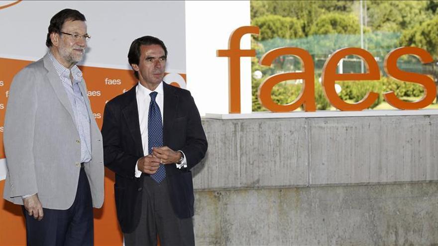 Alfonso Perales, FAES y Sabino Arana, únicas fundaciones políticas transparentes