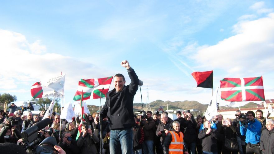 """La Generalitat sobre Otegi: """"En una democracia nadie debería ser perseguido por sus ideas"""""""