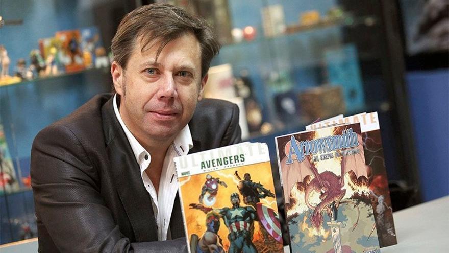 Carlos Pacheco, ilustrador de Marvel