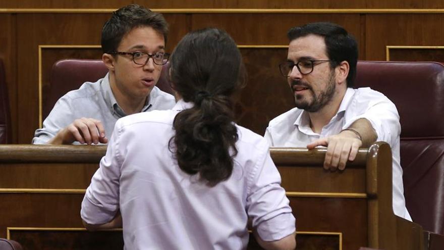 Unidos Podemos pide garantías económicas para el pacto contra la violencia machista