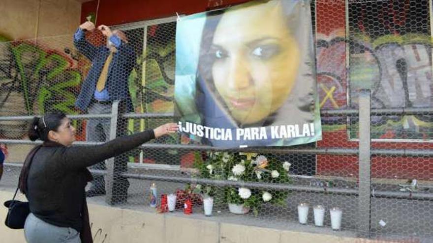 Amnistía Internacional ha denunciado la impunidad que rodea al asesinato de Karla Pontigo