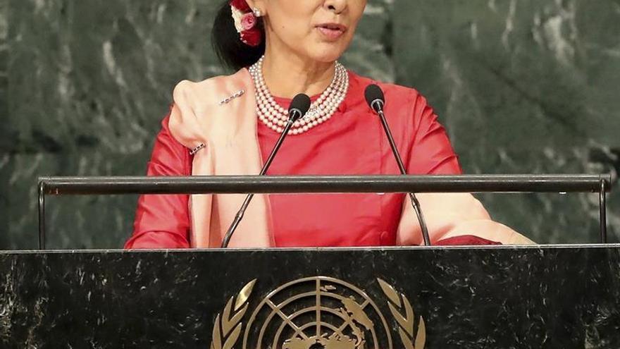 La ONU llama a Suu Kyi a intervenir ante la violencia contra los rohinyá