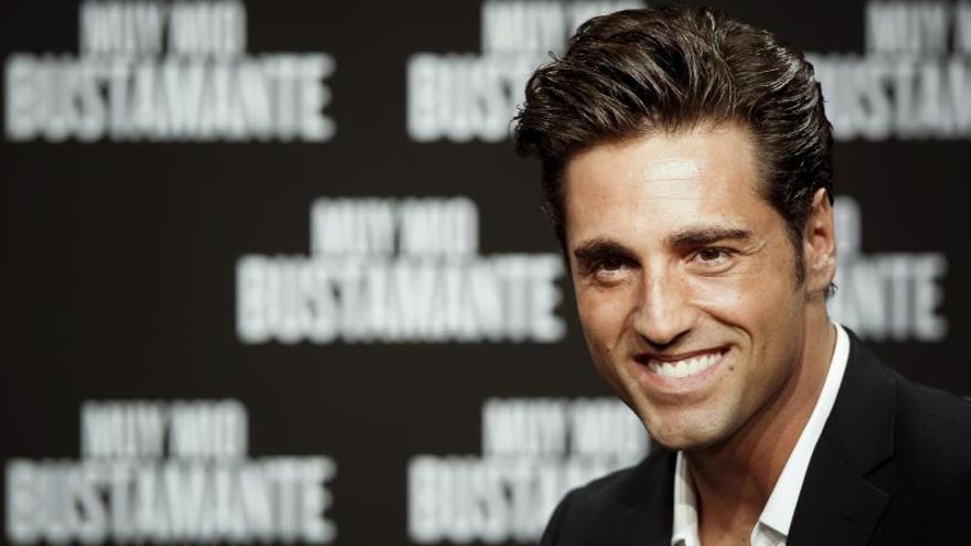 David Bustamante cancela su concierto de hoy en Granada por una indisposición
