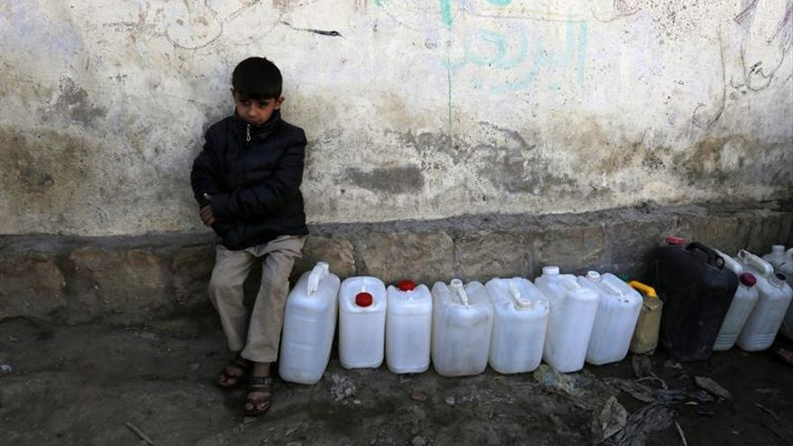 Casi la mitad de los tayikos no tienen acceso al agua potable