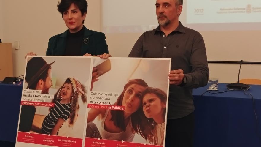 La campaña de prematriculación escolar para el curso 2018-2019 será del 1 al 7 de febrero