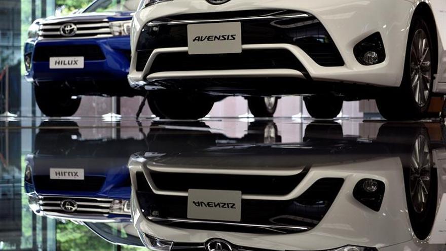 La caída de ventas de Ford, Toyota y Fiat Chrysler en marzo decepcionan en EE.UU.