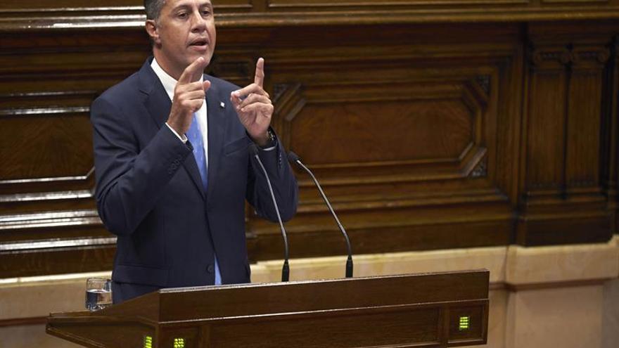 Albiol pide unidad para forzar el debate de política general en el Parlament