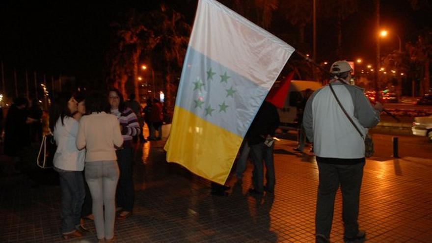 De la manifestación en LPGC #7