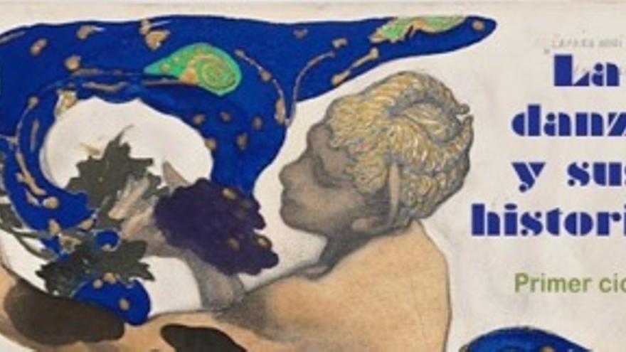 Cartel del primer ciclo 'La danza y sus historias'