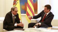 El Gobierno accede a una minicumbre con la Generalitat este jueves para rebajar la tensión previa al 21D