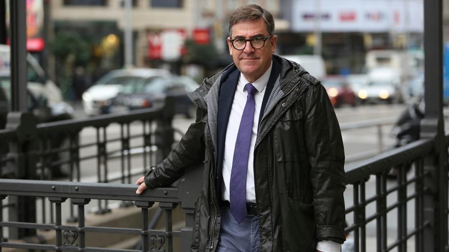 El economista Juan Torres. FOTO: MARTA JARA