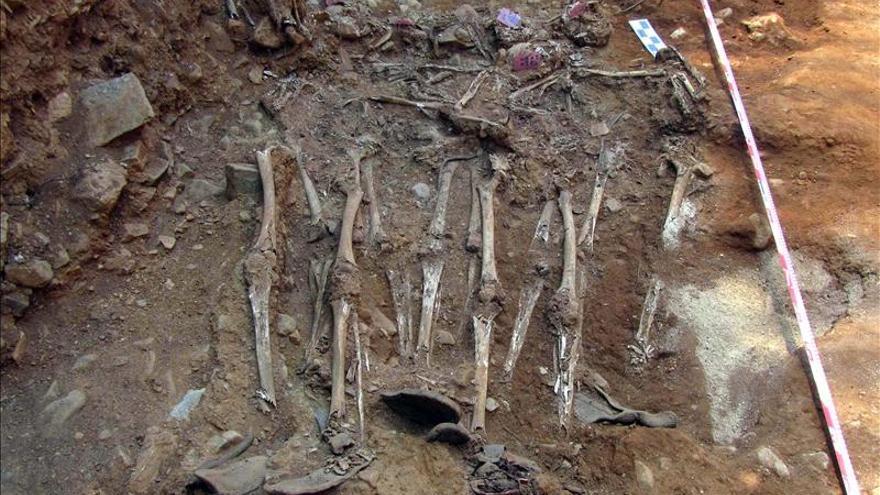 Autorizan la primera exhumación financiada solidariamente por Internet