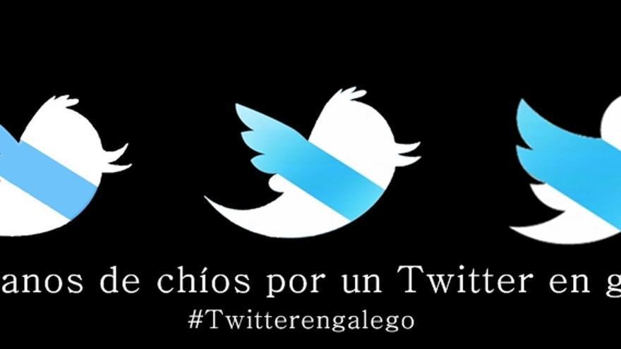 Después de dos años de vida, la iniciativa 'Twitter en galego' consiguió su propósito