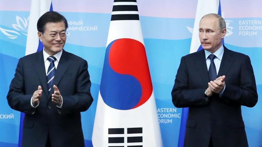 Putin: no hay que arrinconar a Corea del Norte
