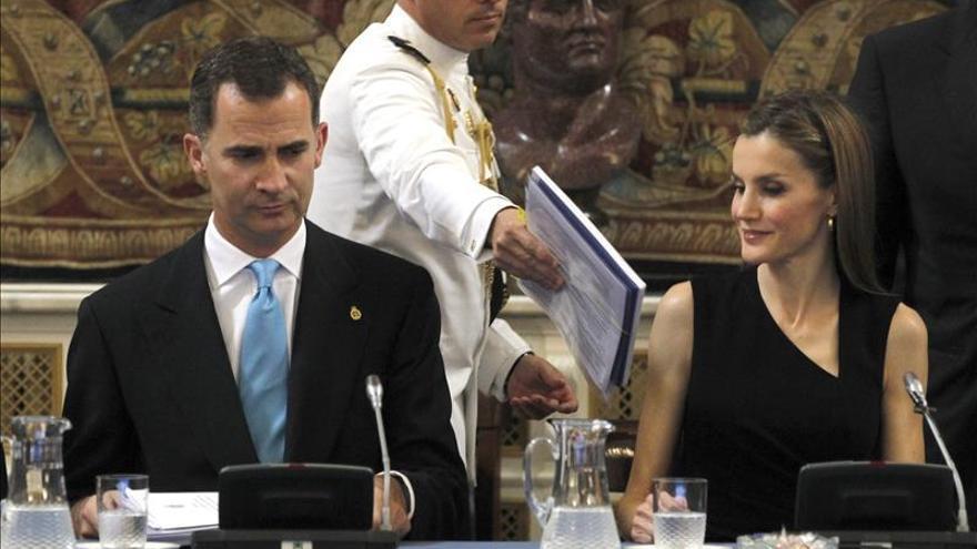 Los 17 presidentes autonómicos asistirán a la proclamación de Felipe VI