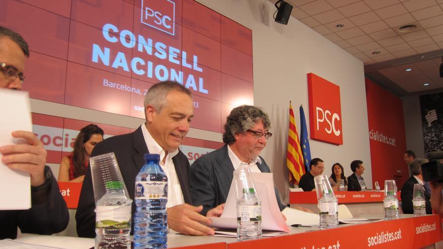 El PSC convoca Consell Nacional este domingo para abordar el 'derecho a decidir'
