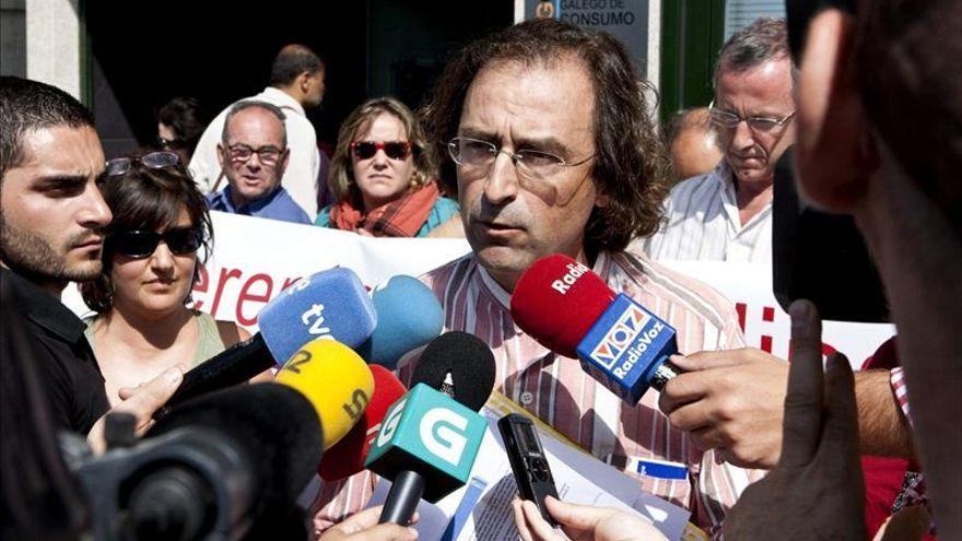 Instan a diputados gallegos del PP en el Congreso a defender los intereses de los afectados