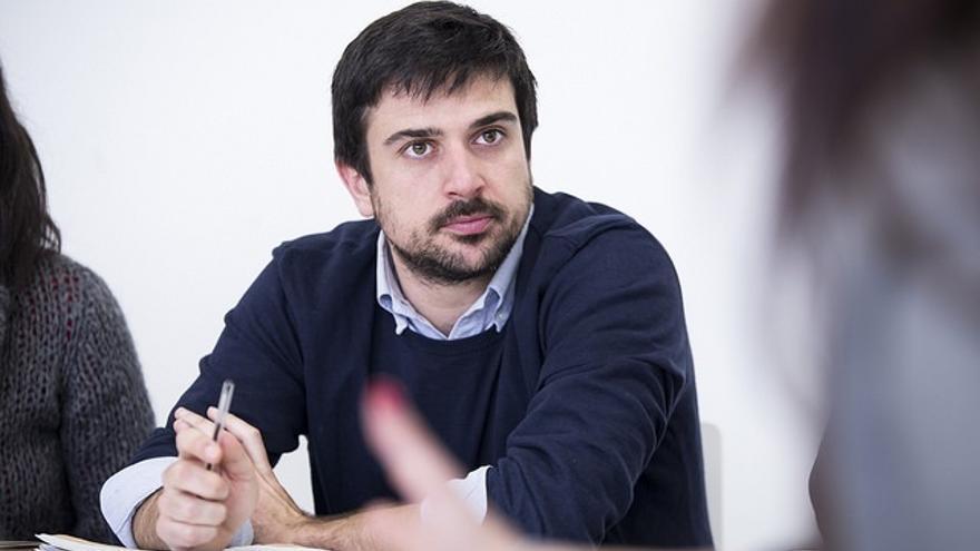 """Espinar dice que las mociones de censura son una """"puesta de largo"""" para demostrar que tienen un """"proyecto aplicable"""""""