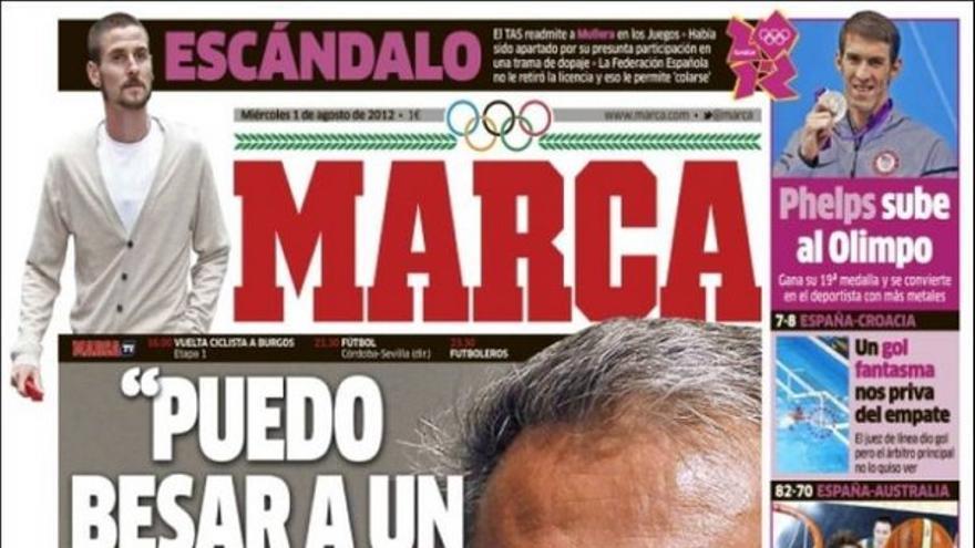 De las portadas del día (01/08/2012) #12
