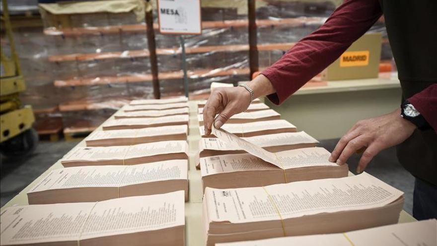 El PP logra 61 mayorías absolutas municipales en Madrid, el PSOE 16 e IU una