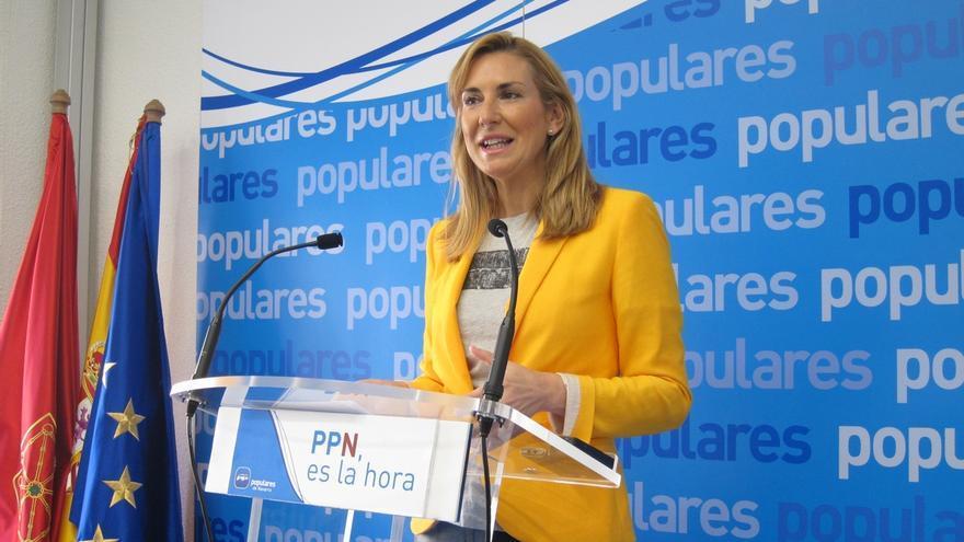 """El PPN dice que """"el cambio serio que pregona Barkos es pura palabrería y ceguera"""""""