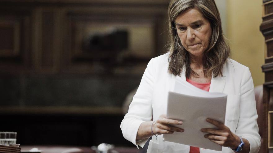 La ministra de Sanidad, Ana Mato. / Efe