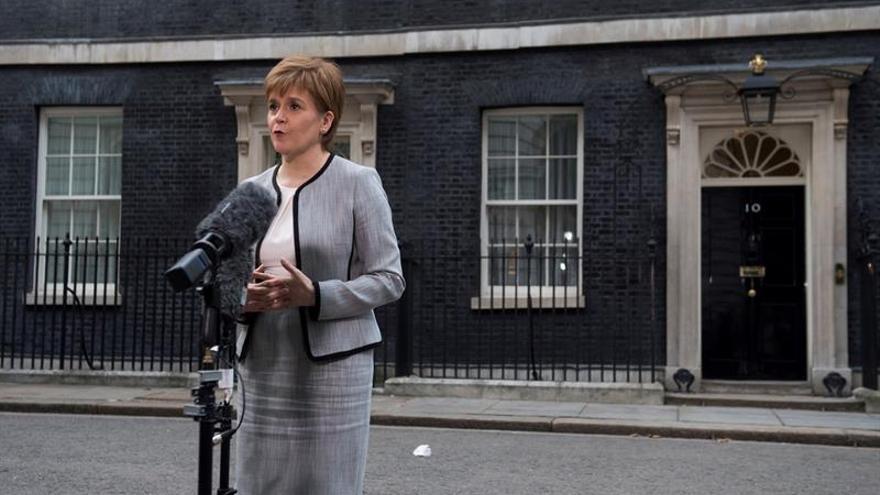 """Aumenta la tensión entre el Gobierno escocés y el británico por la ley del """"brexit"""""""