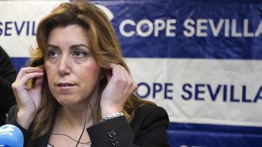Susana Díaz descarta que las elecciones andaluzas coincidan con las europeas