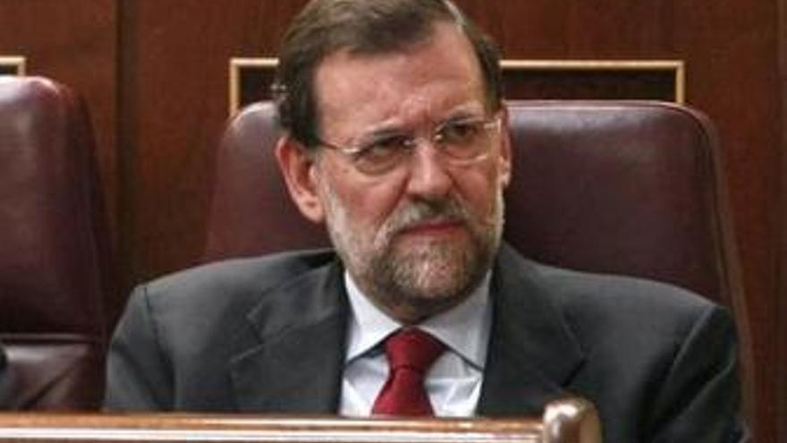 Rajoy: ''Camps no me ha mentido y no merece ser cesado''