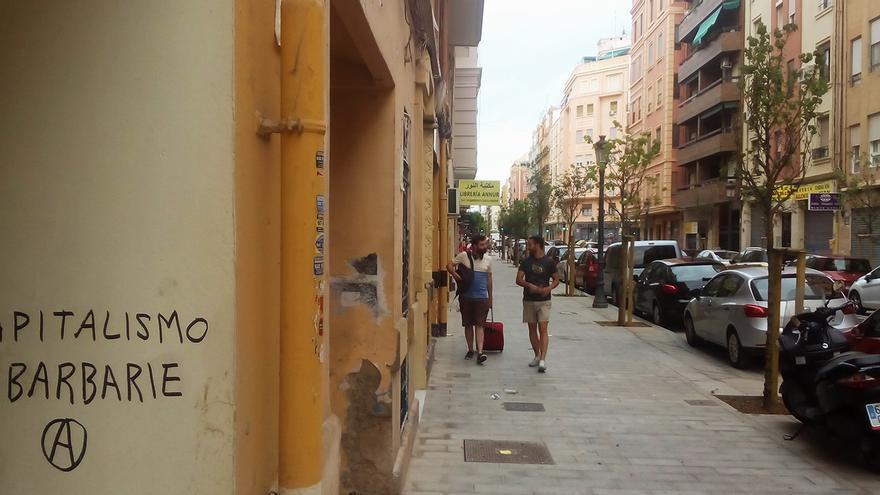 Vesprada de diumenge / La Ciutat Construïda