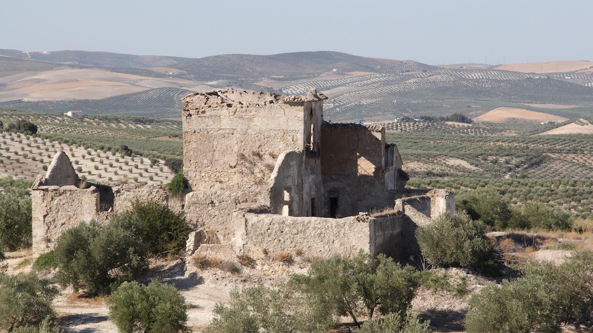 La ermita Torre de los Santos