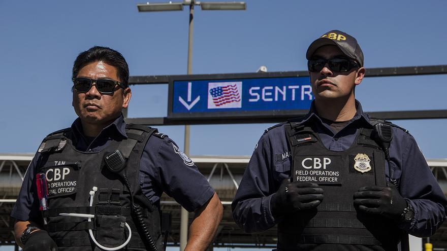 Agentes de la CBP   José Pedro González