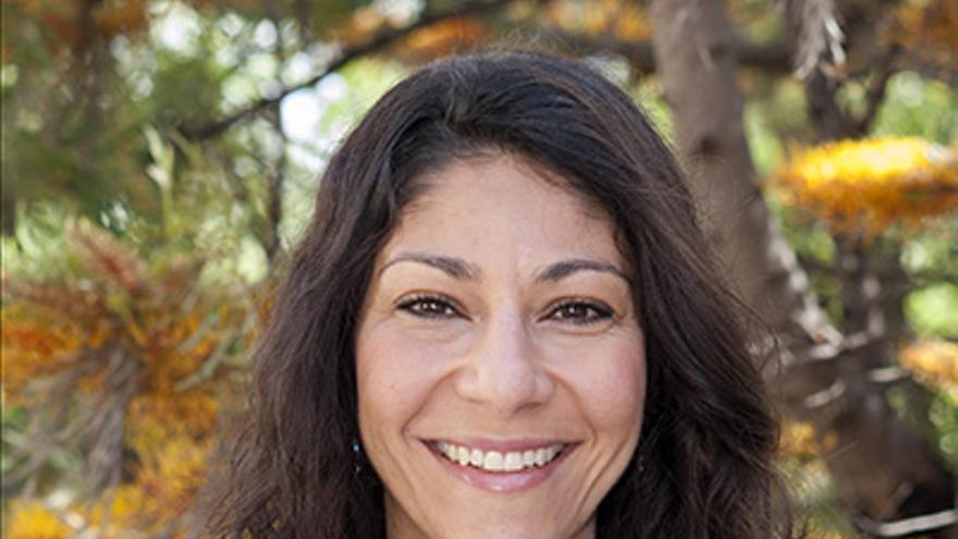 La astrofísica Nayra Rodríguez Eugenio.