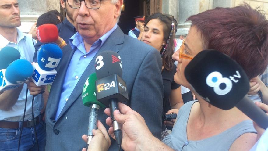 """Rabell (SíQueEsPot) critica la reacción """"airada del Gobierno del PP"""" contra Forcadell"""
