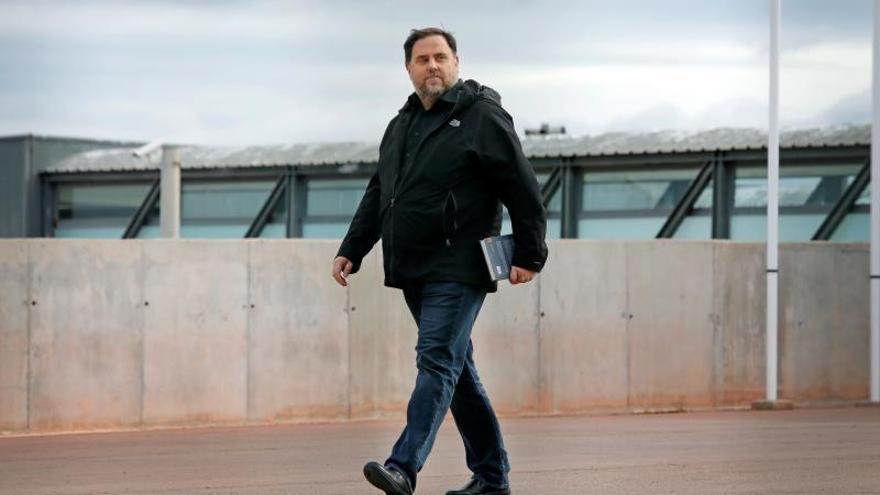 Oriol Junqueras acusa al Tribunal Supremo de prevaricar