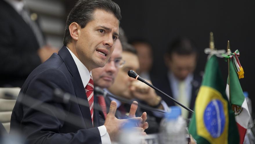 Peña Nieto asegura que la relación entre Brasil y México tiene un enorme potencial