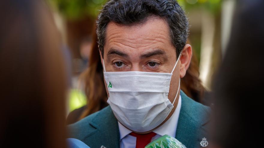 Juanma Moreno alerta de rebrotes por las comuniones y las reuniones familiares