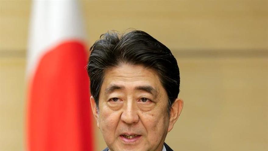 El equipo de Trump no espera grandes anuncios de la reunión con Shinzo Abe