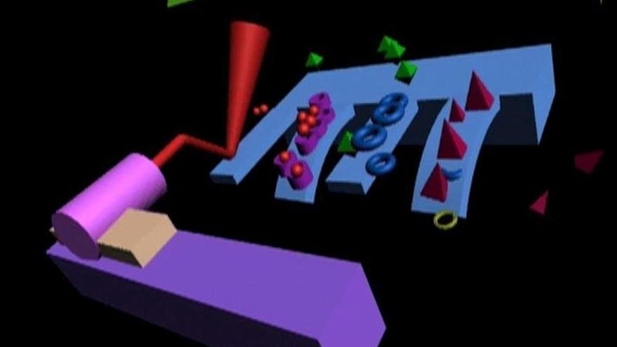Crean chips miniaturizados para meterlos en la célula viva y ver enfermedades