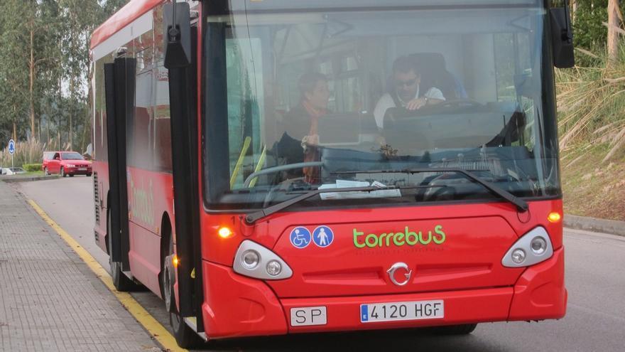 El Torrebús alcanza su récord de viajeros en octubre con 68.649