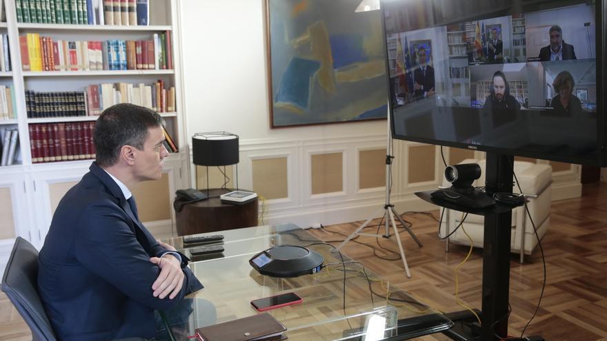 El Ejecutivo reforma la Ley de Gobierno para permitir los Consejos de Ministros por videoconferencia