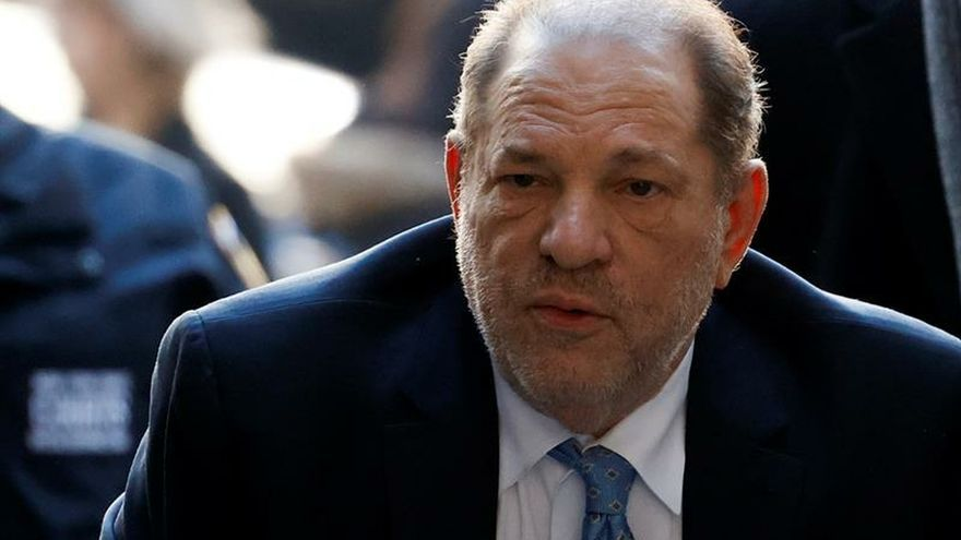 El coronavirus no frena los planes de Los Ángeles para juzgar a Weinstein