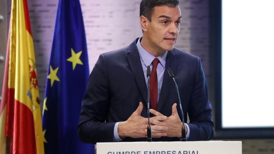 """Sánchez apela a una """"alianza de país"""" contra la pobreza infantil"""