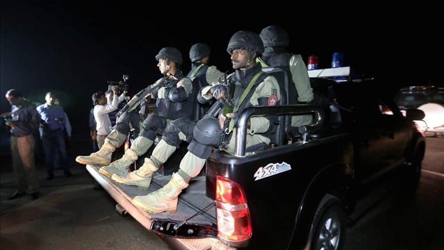 Tres grupos reivindican el ataque que causó 57 muertos y 112 heridos en Pakistán